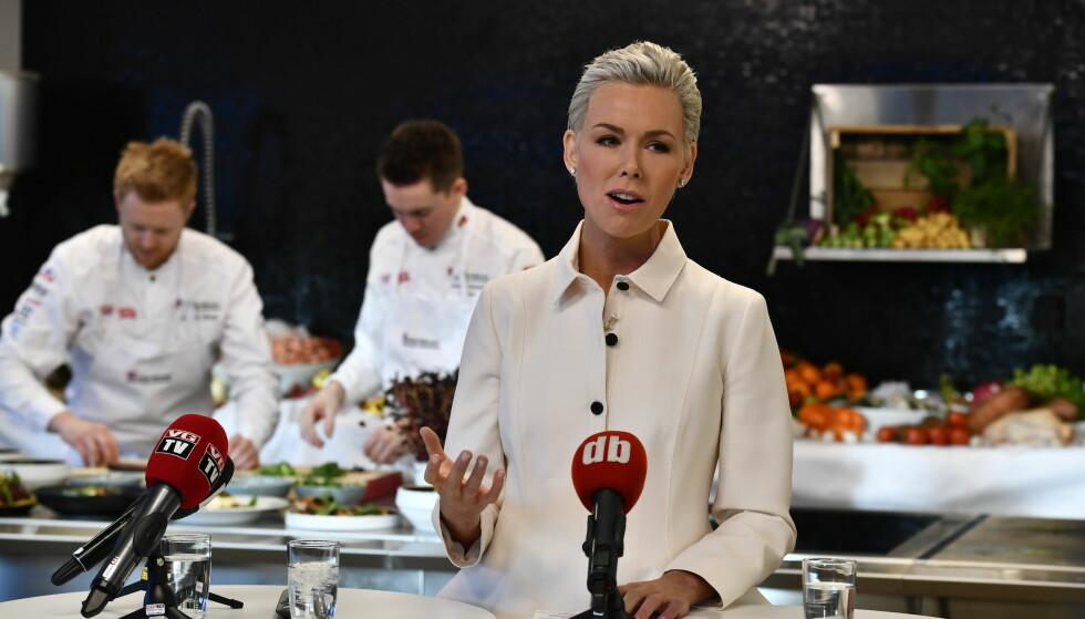 RAPPORT: Gunhild Stordalen presenterte nylig EAT-rapporten. Foto: Lars Eivind Bones / Dagbladet