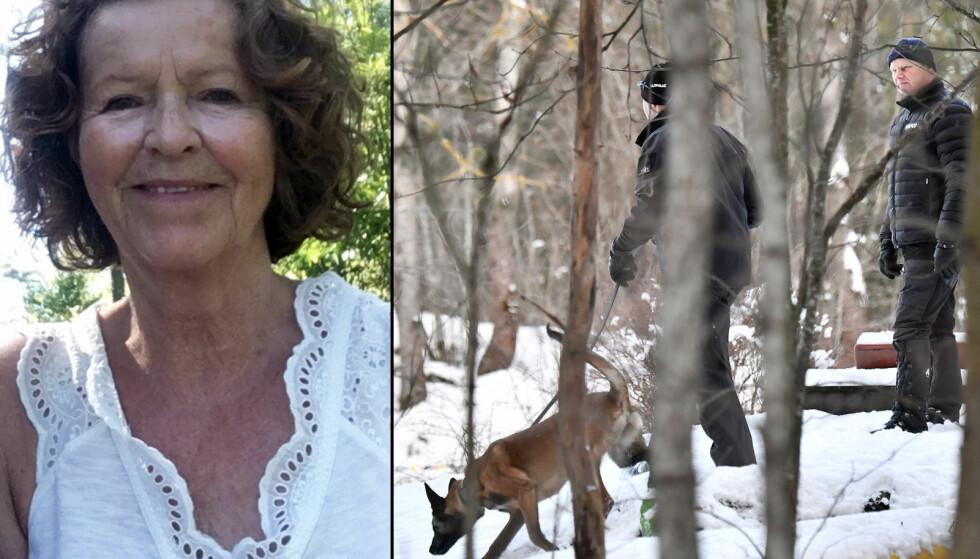 <strong>FORSVUNNET:</strong> Anne-Elisabeth Hagen (69) forsvant fra sitt hjem på Fjellhamar 31. oktober. Foto: Privat / Dagbladet