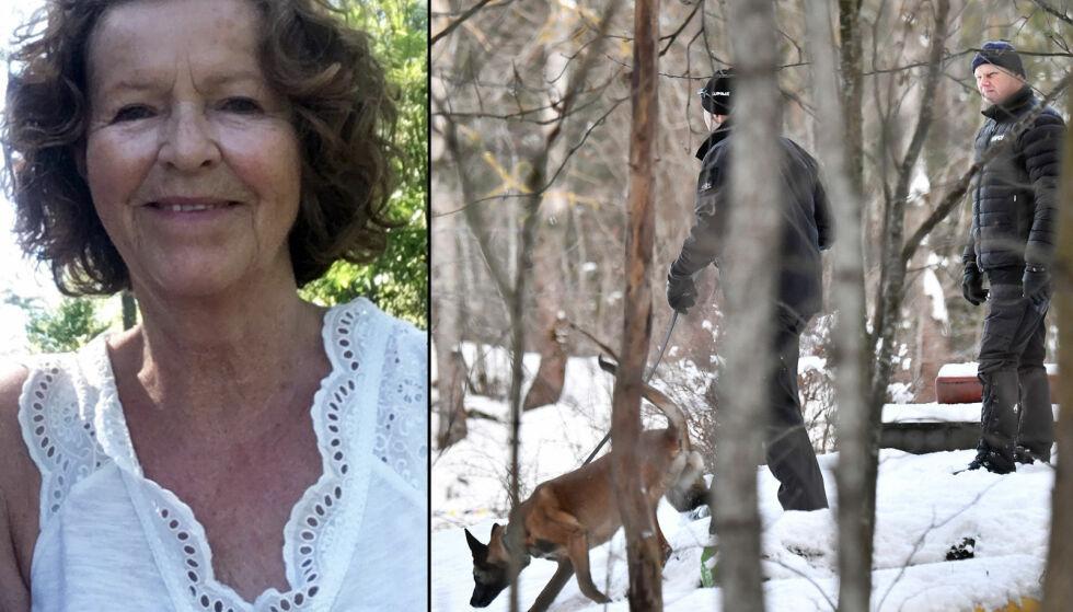 FORSVUNNET: Anne-Elisabeth Hagen (69) forsvant fra sitt hjem på Fjellhamar 31. oktober. Foto: Privat / Dagbladet