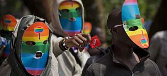Nigeriansk politi til homofile: - Forlat landet eller forvent straff