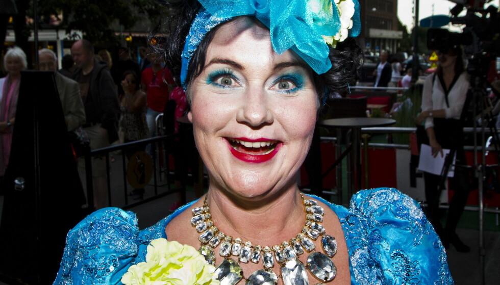 SYK: Christine Koht er kreftsyk og avlyser alle forestillinger. Foto: Vegard Grøtt / NTB scanpix