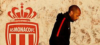 Henry sparket av Monaco