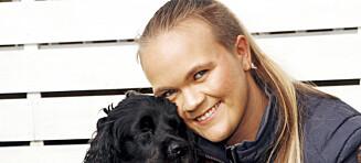 Slik kjempet Julie (19) seg gjennom både kreft og mobbing