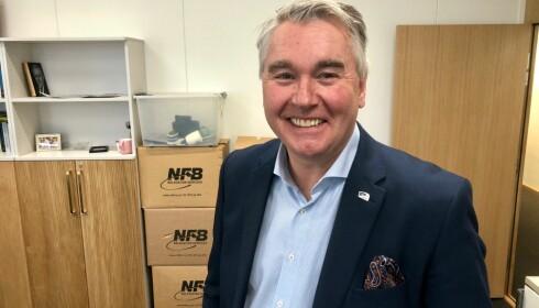 MYE Å GJØRE: Trond Helleland er parlamentarisk leder i Høyre. Foto: NTB Scanpix