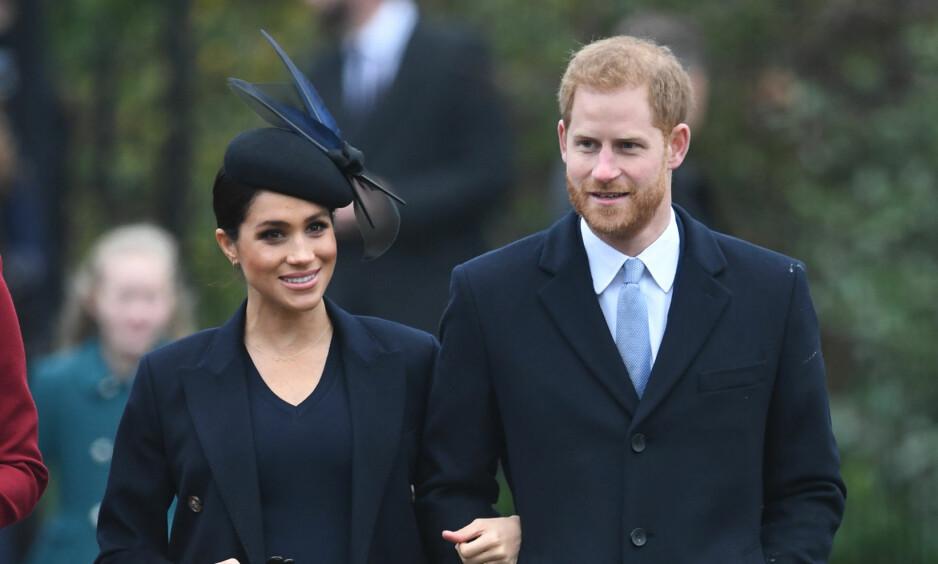 TIL NORGE: Det britiske kongehuset har bekreftet at Prins Harry kommer til Norge i midten av februar. Foto: NTB Scanpix