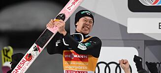 Vidunderet Kobayashi forbløffer hoppverdenen