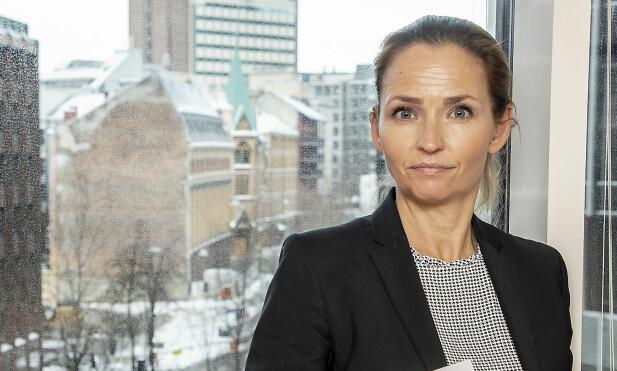 LEDER ARBEIDET: Påtaleansvarlig Marianne Bender i Økokrim. Foto: Hans Arne Vedlog / Dagbladet