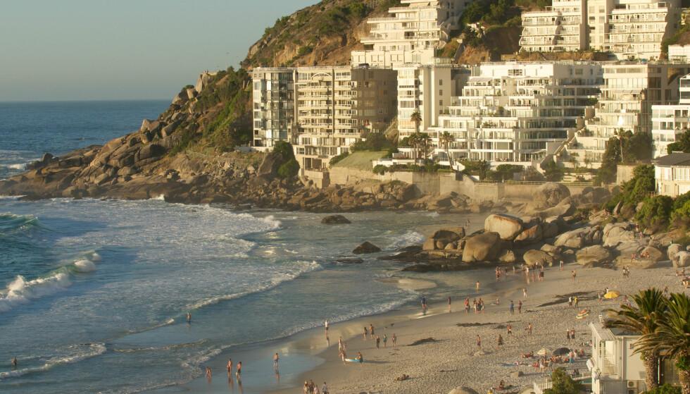 Clifton Beach, Cape Town. Foto: Scanpix