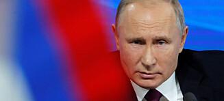 Putin kan avgjøre Syrias skjebne