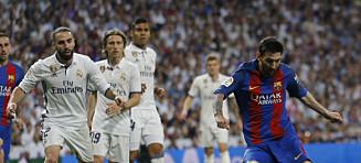 El Clásico-tallene Real Madrid-fansen ikke vil se