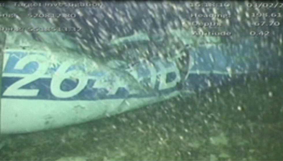 STYRTET: Den argentinske fotballspilleren Emiliano Sala var om bord på et fly som styrtet på vei fra Nantes til Cardiff. Foto: NTB Scanpix