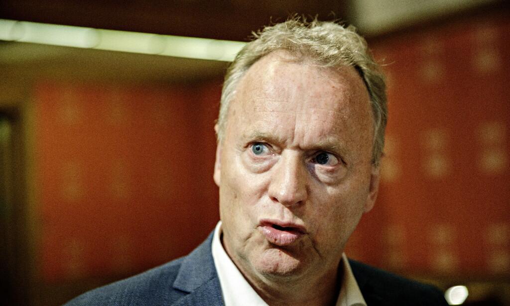 KRITISK: Byrådsleder Raymond Johansen (Ap) er kritisk til det som er framkommet om regjeringens bomforhandlinger i mediene.  Foto: Nina Hansen / DAGBLADET