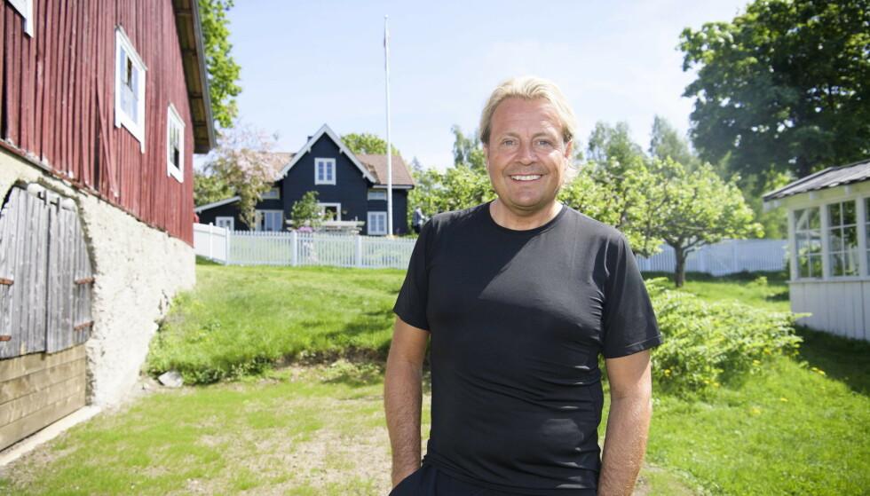 ANKER: Runar Søgaard anker dommen og håper faren kan hjelpe han i retten. Foto: Lars Eivind Bones / Dagbladet