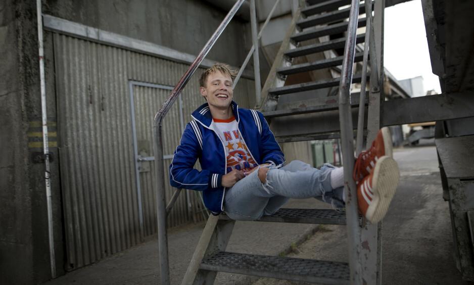 STORESLEM: Sondre Justad er nominert i hele fire kategorier og kan ta storeslem under årets Spellemann-utdeling. Foto: Anita Arntzen / Dagbladet