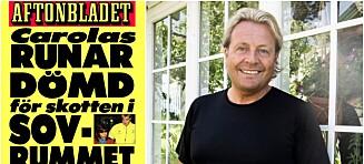 Slik ble Runar Søgaard en av Sveriges mest kontroversielle kjendiser