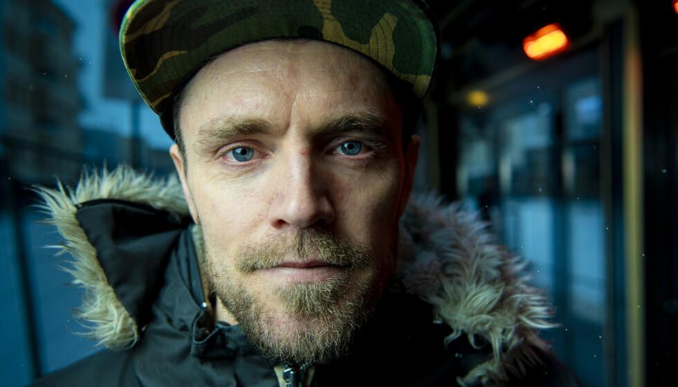 LIVREDD MANN: Kjetil Mørland gjør comeback i Melodi Grand Prix, denne gangen med låten «En livredd mann». Foto: Lars Eivind Bones / Dagbladet
