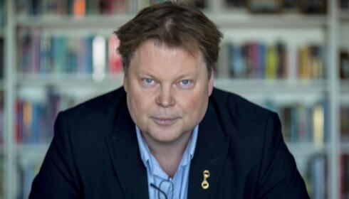 - KAN LEGGE IGJEN SPOR: Jørn Lier Horst påpeker at metodene på livsbevis som politiet ber om, kan legge igjen elektroniske spor. Foto: Vidar Ruud / NTB Scanpix