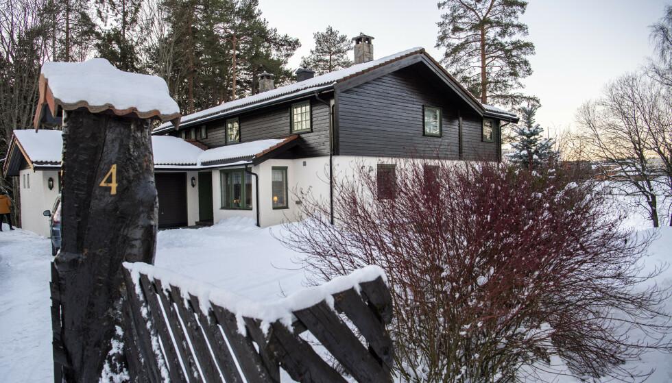 BORTE SIDEN OKTOBER: Anne-Elisabeth Hagen har vært savnet fra hjemmet sitt på Lørenskog siden oktober. Foto: Lars Eivind Bones / Dagbladet