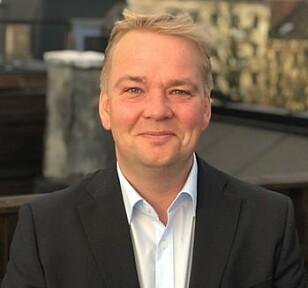 Markedsdirektør i Agva Kraft, Bjørn Arctander. Foto: Agva