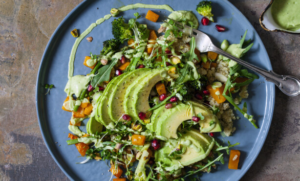 Vegetarianer, veganer, fleksitarianer eller pescetarianer