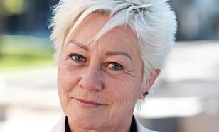 IMPONERT: Anne Lise Ryel i Kreftforeningen. Foto: Ingvild Vaale Arnesen / Kreftforeningen