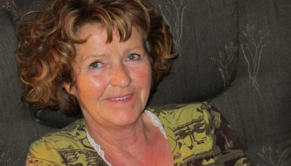 FORSVUNNET: Anne-Elisabeth Hagen har tirsdag vært forsvunnet i 105 dager i en av norgeshistories mest oppsiktsvekkende forsvinningssaker. Foto: Politiet, med tillatelse fra familien.