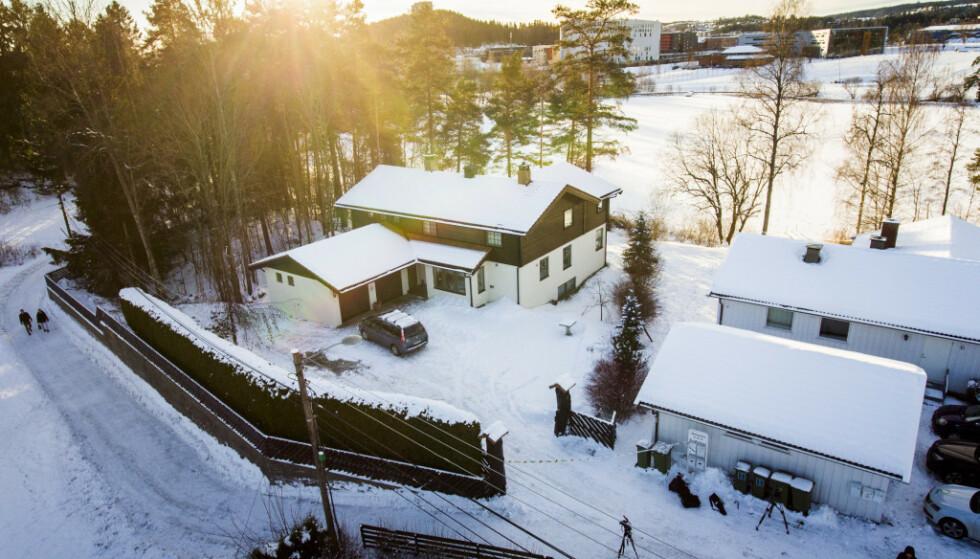 FORSVANT: Anne-Elisabeth Hagen forsvant fra parets hjem 31. oktober i fjor. Foto: Lars Eivind Bones / Dagbladet