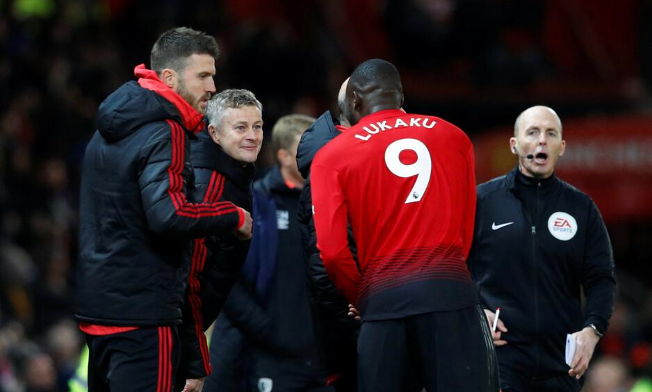 DYR MANN: Romelu Lukaku er per dags dato den mest verdifulle spilleren i Manchester United. Foto: REUTERS / Phil Noble / NTB Scanpix