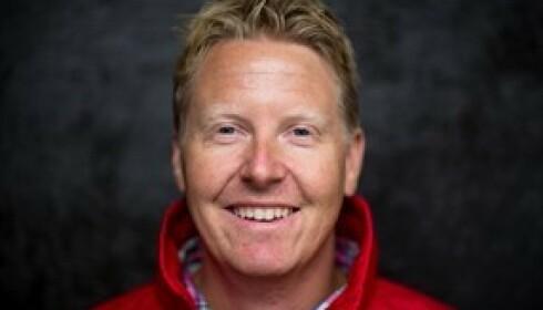 REAGERER: Markasjef Espen Jonhaugen reagerer på behandlingen familien fikk i Marka. Foto: Skiforeningen
