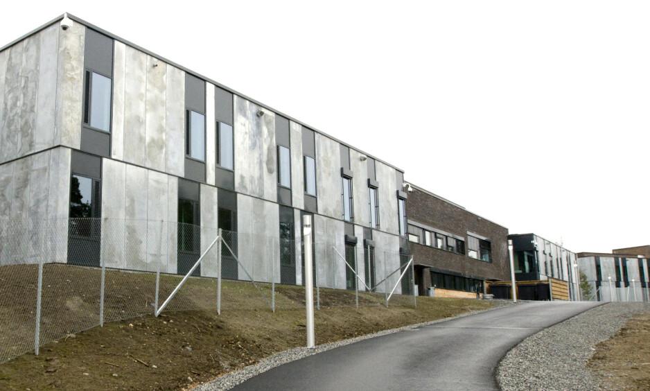 VOLDSHENDELSE: Det var i Halden fengsel at voldshendelsen fant sted i desember 2017. Foto: Heiko Junge / NTB Scanpix