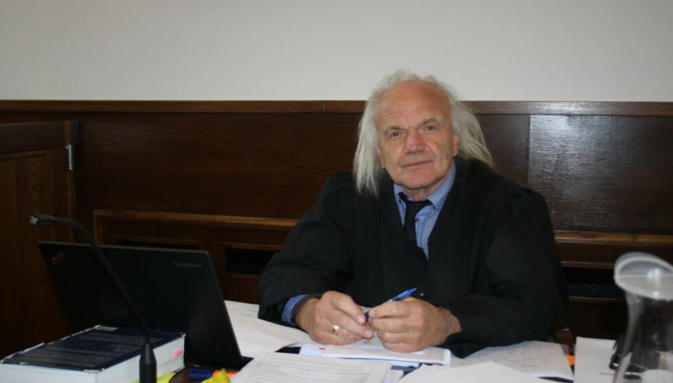 - REDUSERT LIVSKVALITET: Bistandsadvokat Harald Otterstad forteller at hans klient ble veldig forbrent og at livskvaliteten hans har blitt redusert. Foto: Angelica Hagen / Dagbladet