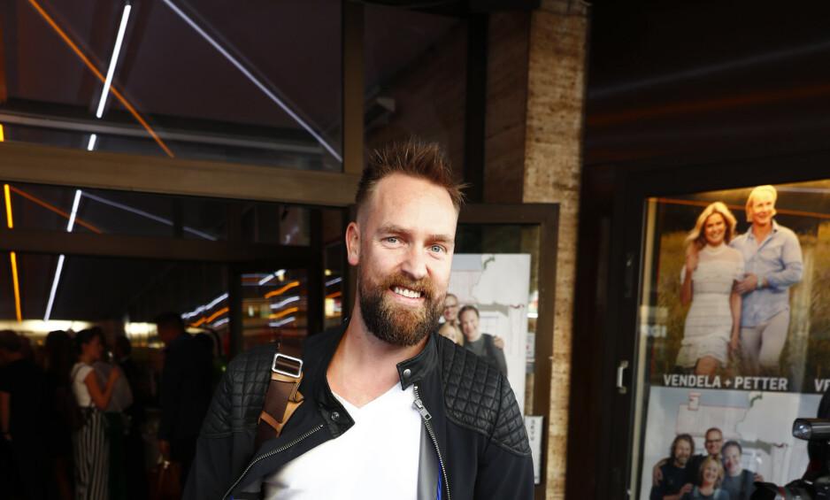 Podkastpratet: Komiker Ørjan Burøe snakket ut i en podkast denne uka. Ikke alle syntes det var like stas. Foto: Terje Pedersen / NTB scanpix