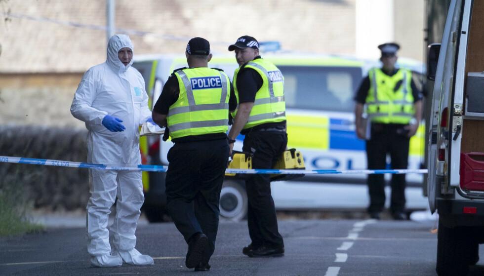 FUNNET DPEPT: Seksåringen ble funnet drept på et forlatt hotell dagen etter at hun forsvant. Foto: Pa Photos / Jane Barlow