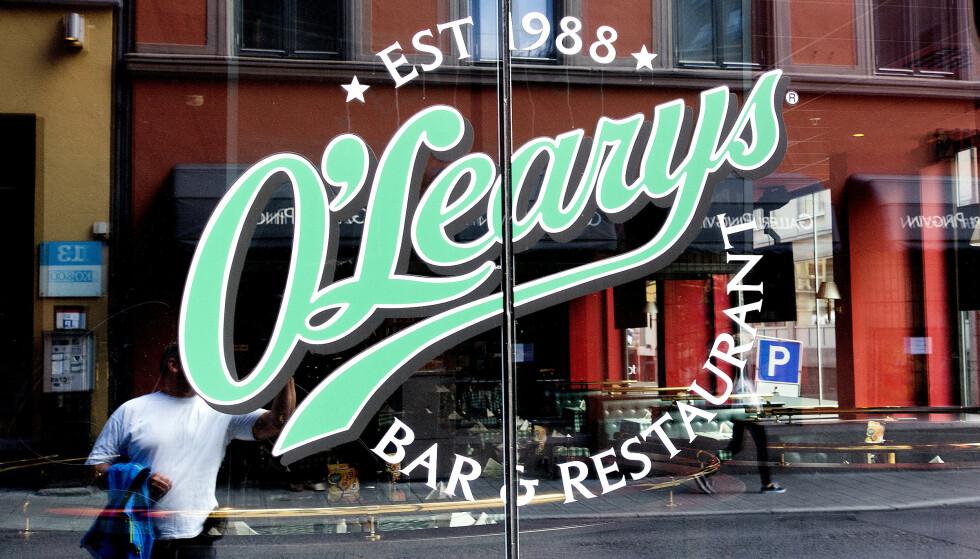 Sjokkerende: Tilstander ved en av O'Learys restauranter i Oslo sjokkerer LO. Arbeidsministeren karakteriserer forholdene som grove. Foto: Gorm Kallestad / NTB scanpix
