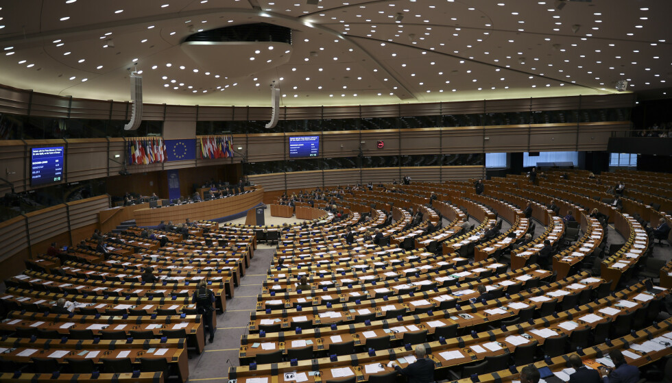 VALG: I vår et det valg til nytt EU-parlament. Foto: AP / Francisco Seco / NTB scanpix