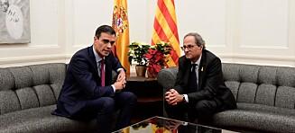 Spania i opprørte tider