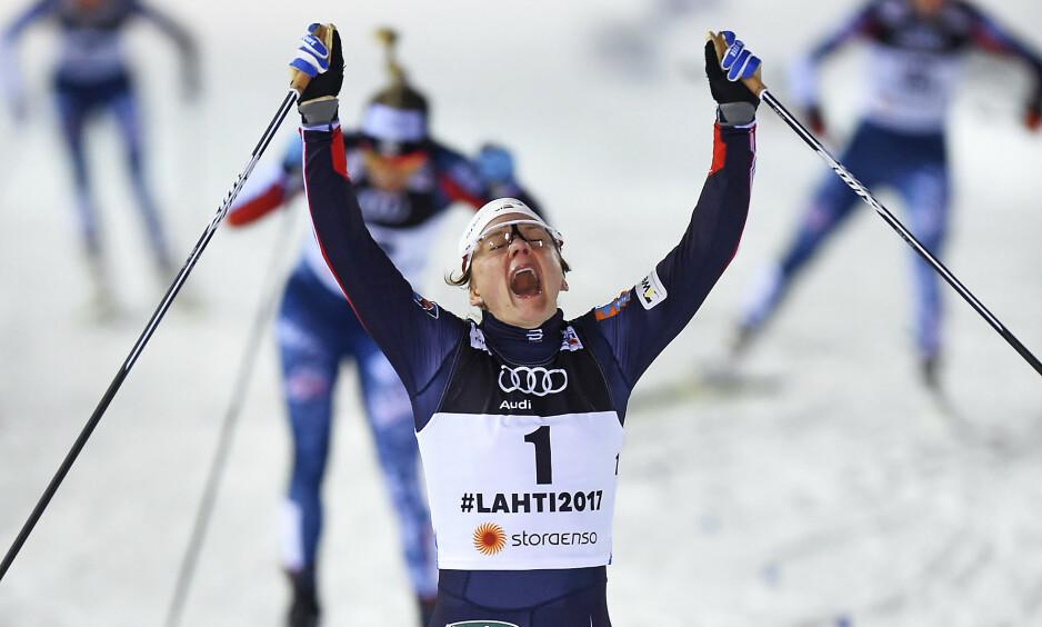 ENDELIG: Det er klart for ski-VM i Seefeld, og i dag markeres første dag med åpningsseremonien. Foto: AFP PHOTO / Christof STACHE / NTB Scanpix