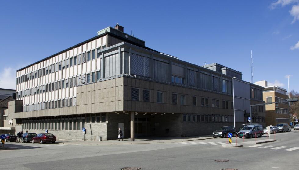 DØMT: En mann i 20-åra ble i Fredrikstad tingrett (bildet) dømt for å ha flådd en annen mann på en nyttårsfest. Dommen blir anket. Foto: Erlend Aas / NTB Scanpix