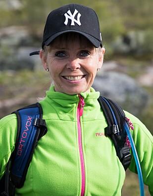 OMKOM: Ann-Cathrin Losvik. Foto: Lars Losvik