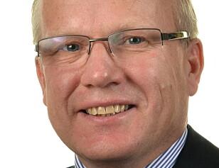 FORSVARSPOLITISK TALSMANN: Hårek Elvenes.