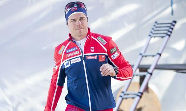 SJEFSSMØRER: Stein Olav Snesrud. Foto: Terje Pedersen / NTB scanpix