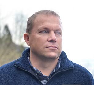 GLADE FOLK: Oddvar Bratteteig driver skisenteret i Røldal kjente ekteparet. Han beskriver dem som glade folk. Foto: Privat