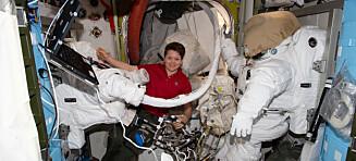 Nasa søker klassens klovn for tur til Mars