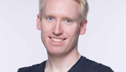 Olav Schewe, forfatter av boka «Superstudent». Foto: Privat