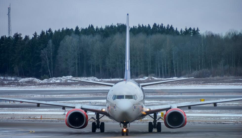 KRIMINELLE NETTVERK: En fersk, hemmeligstemplet politirapport, har avslørt tette bånd mellom kriminelle nettverk og Arlanda flyplass. Foto: NTB Scanpix