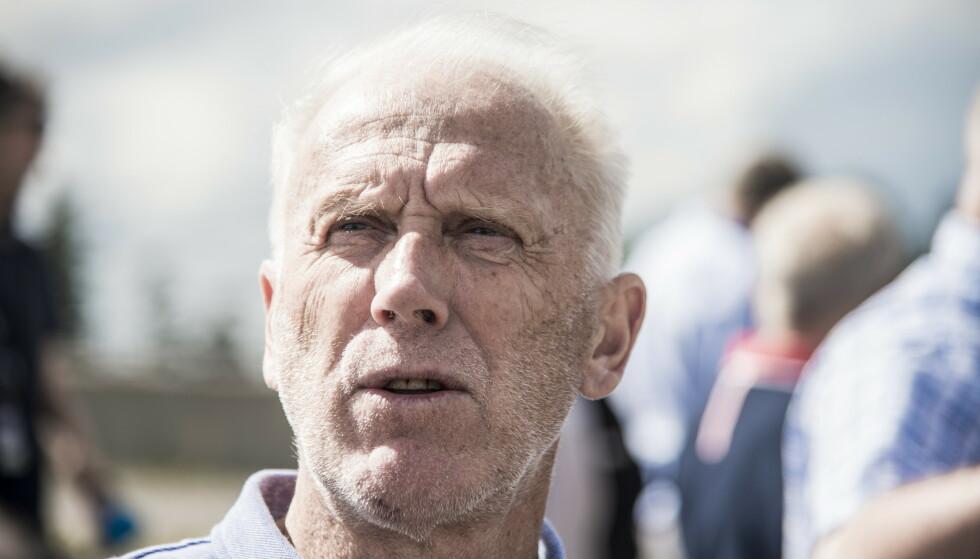 AVSLØRER: Oddvar Brå tenker tilbake på de to VM-løpene da han ble knust. Han avslører hva som egentlig skjedde. Foto: Andreas Lekang