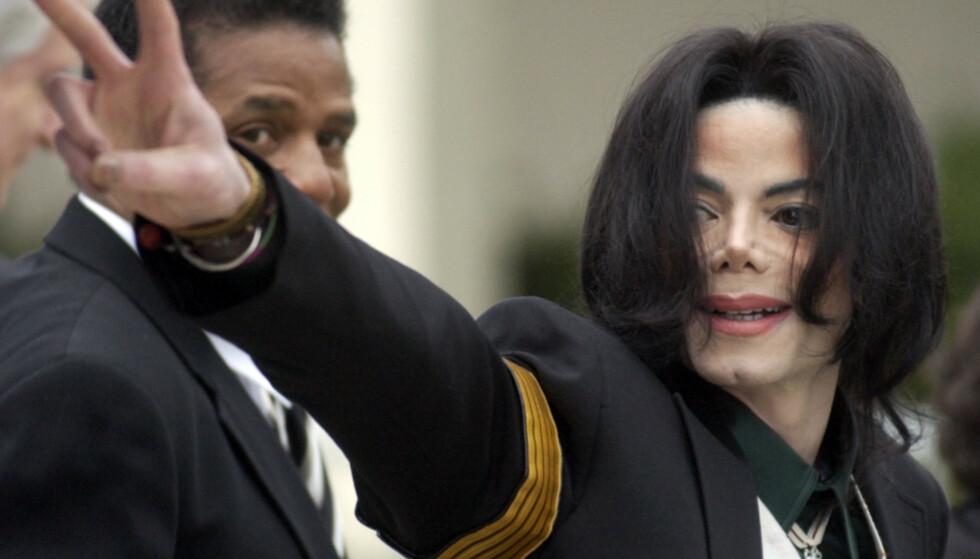SØKSMÅL: HBO skal vise den kontroversielle dokumentaren «Leaving Neverland» 3. og 4. mars, og den avdøde popstjernens familie har flere ganger gått ut mot produsentene og HBO fordi den ikke har fått komme til orde i filmen. Arkivfoto: Michael A. Mariant / AP / NTB scanpix