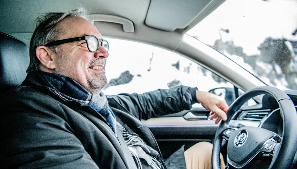 John (52) solgte dieselbilen på en dag