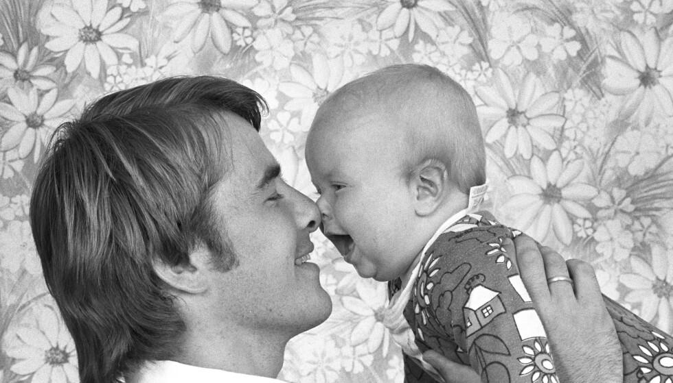 GOD TIMING: – Folk bør få barn tidligere fordi de aldri kommer til å ha så mye, og så fleksibel tid, som de har i studietiden, skriver Paulsen. Illustrasjonsfoto: NTB Scanpix