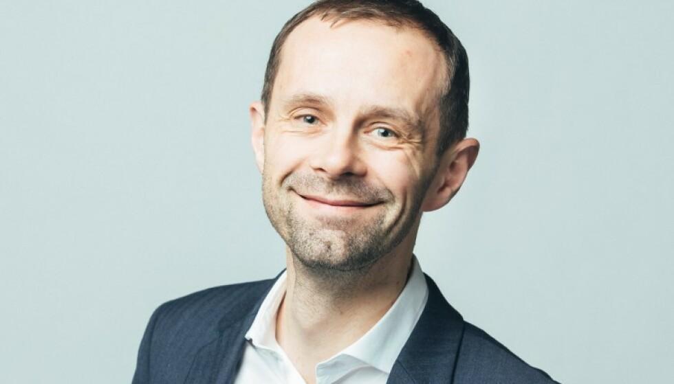 KRITISK: Venstres Hallstein Bjercke mener SMS-en fra Thorkildsen bør ha iverksatt handling hos Marte Gerhardsen.
